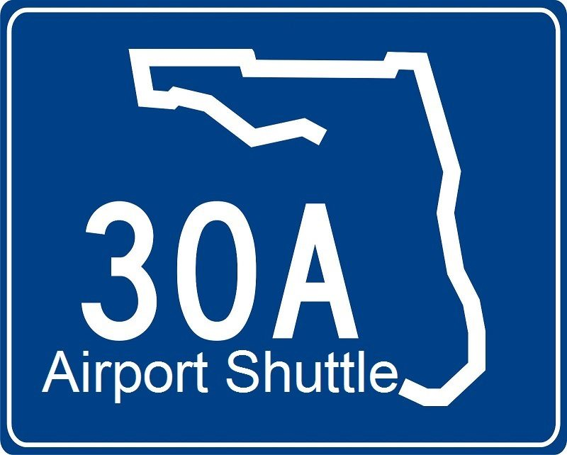 30A Airport Shuttle and Taxi  Call 850-624-1009